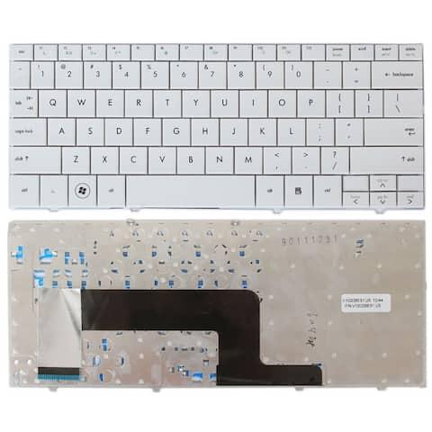 HP/Compaq Laptop Keyboard for Mini 110/110C Series 9J.N1B82.40U, V100226ES1 US