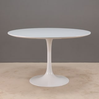 Link to Kelty White Round Pedestal Dining Table Similar Items in Dining Room & Bar Furniture