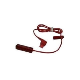OEM Samsung 20 Pin to 3.5mm Headset Adapter for Samsung D807,T809,T219,R510 (Red