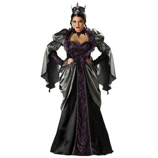 Plus Size Wicked Queen Costume (Option: 3x)