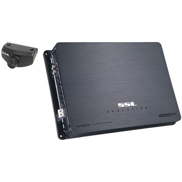 Soundstorm Ev4000D Evolution Series Monoblock Class D Amp (4,000 Watts Max)