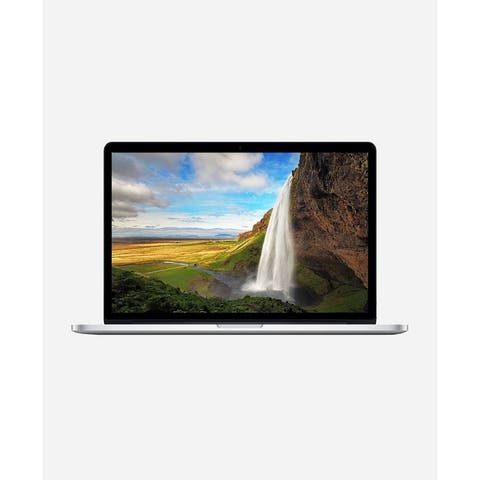Macbook Pro 15.4-inch (Retina IG) 2.2Ghz Quad Core i7 (Mid 2015) 1 TB Hard Drive 16 GB Memory - Silver