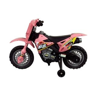 Link to Pink 6V Dirt Bike Similar Items in Bicycles, Ride-On Toys & Scooters