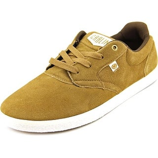 Circa Jc01 Men Round Toe Suede Sneakers
