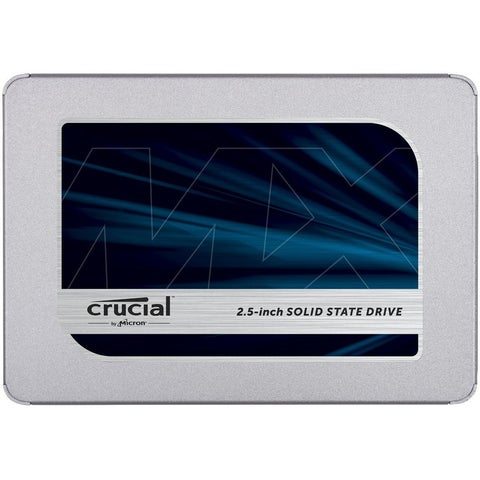 """Crucial Ct500mx500ssd1 500Gb Mx500 2.5"""" Internal Ssd"""