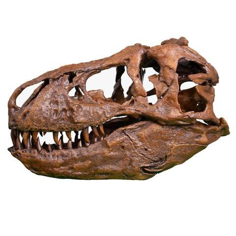 T-Rex Skull Half Scale Smithsonian Fossil Replica - 28 Inches - Multi