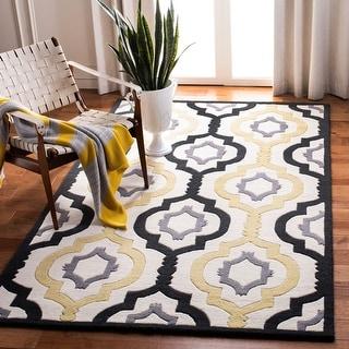 Safavieh Handmade Chatham Filomena Modern Wool Rug