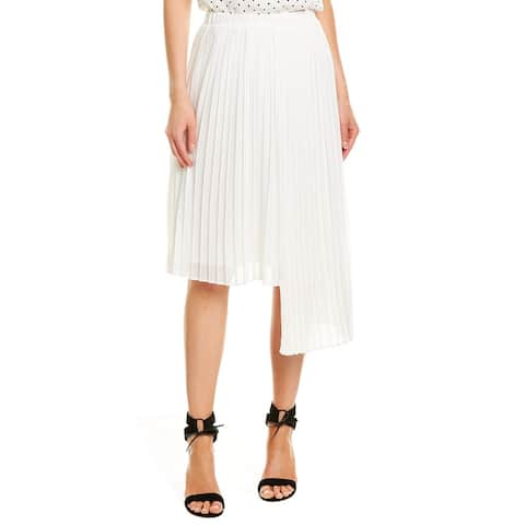 Lea & Viola High Waist Midi Skirt