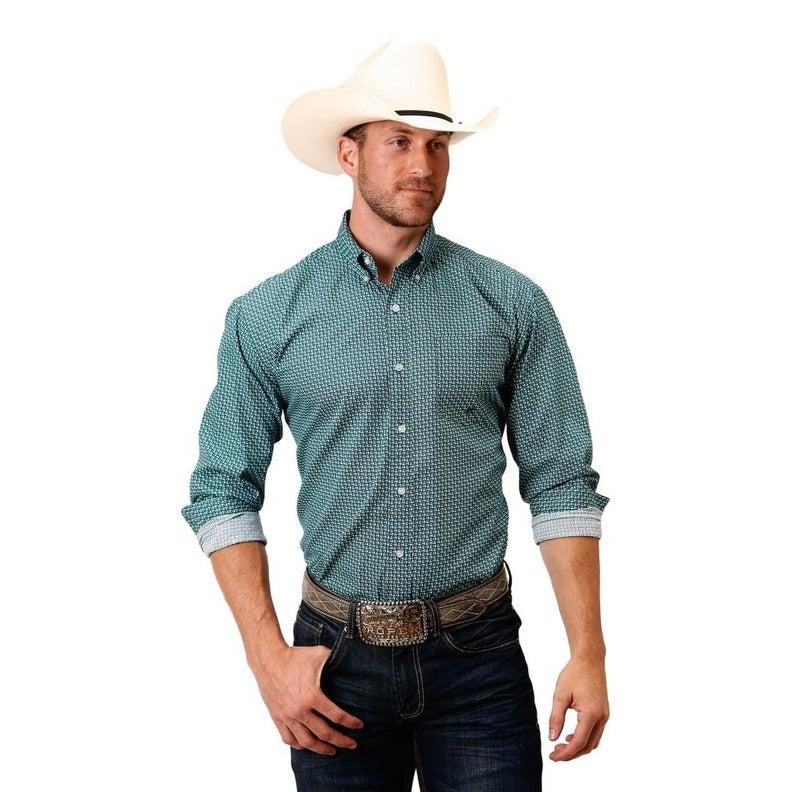 mens western look