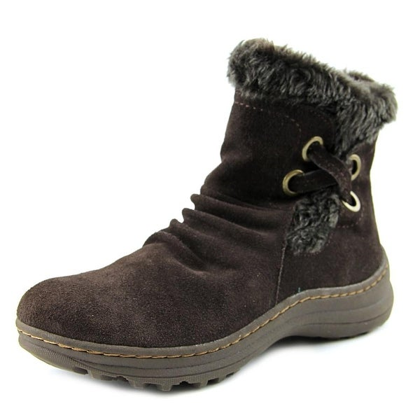 Baretraps Adalyn Round Toe Suede Winter Boot