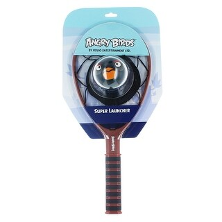 Angry Birds Super Launcher With Black Bird - Multi