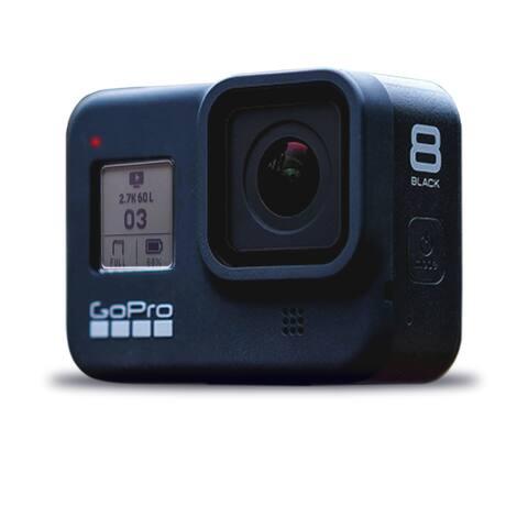 GoPro HERO8 Black 4K Waterproof Action Camera - Black