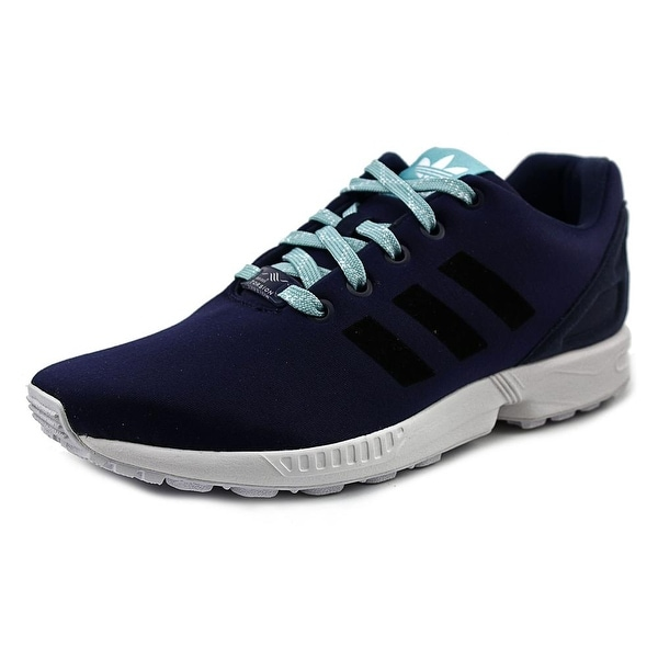 Adidas ZX Flux K Round Toe Synthetic Sneakers