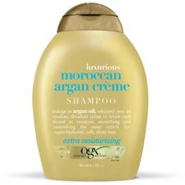 Organix Luxurious Moroccan Argan Creme Shampoo 13 oz