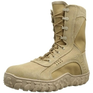 Rocky Mens S2V Suede Water Resistant Work Boots