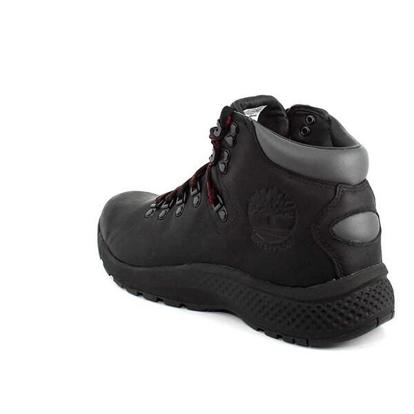 Timberland Leather Killington Chukka Boots in BlackBrown