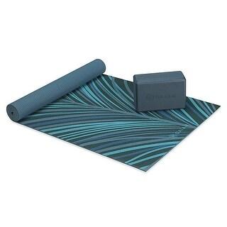 Gaiam Premium Cushion & Support Yoga Kit