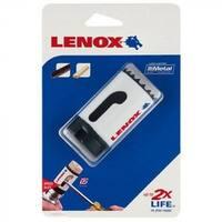"Lenox 1771959 Bi-Metal Speed Slot Hole Saw, Vari-Tooth Design, 1-1/8"""