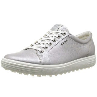 Ecco Womens Golf Casual Hybrid Alusilver 41 Euro 10-10.5 Shoes