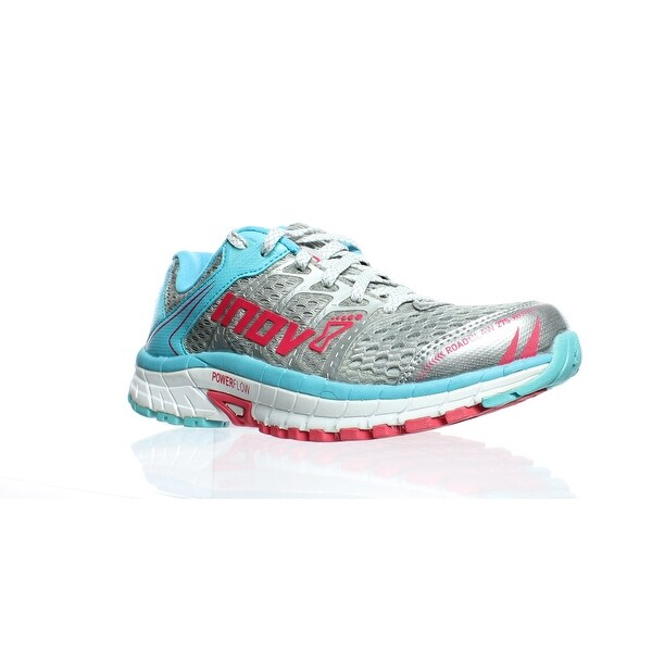 bb372247f1470d Shop Inov-8 Womens Road Claw 275 Silver Running Shoes Size 6.5 ...