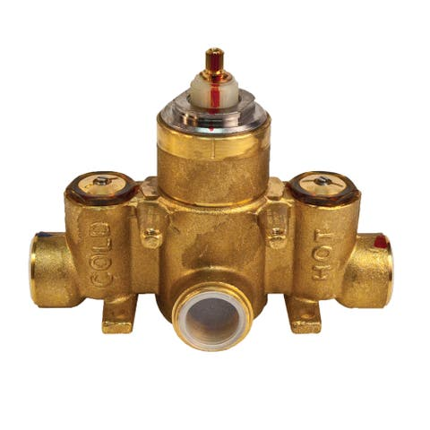 "Newport Brass 1-540 Tub and Shower Thermostatic Rough In Valve with 3/4"" NPT Outlet"