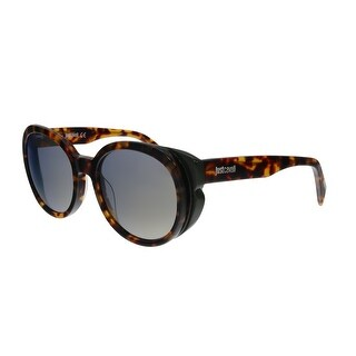 Just Cavalli JC756S 53C Havana Round Sunglasses - No Size