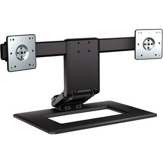 Adjustable Dual Display Stand Monitor Stand