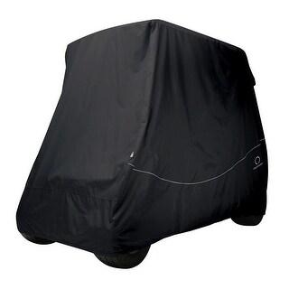 Fairway Golf Cart Quick-Fit Cover Short Roof - Black - 40-063-330401-00