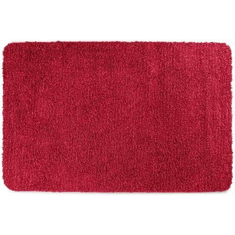 Kaluns Door Mat, Doormats for Entrance Way, Non Slip PVC Waterproof Backing, Super Absorbent, Machine Washable (3'x6' Large)