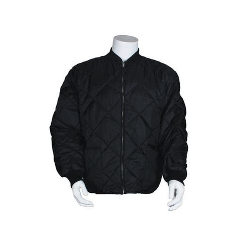 Fox Outdoor Jacket Mens Urban Utility Quilted Insulated Lined