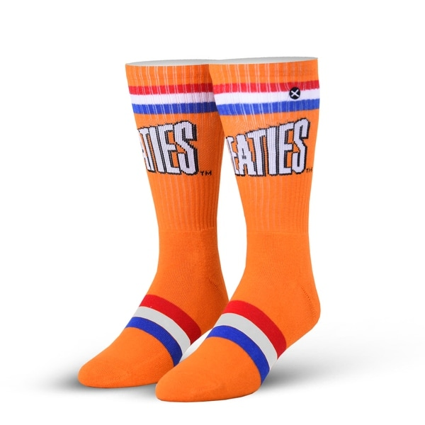 Wheaties Knit Crew Socks, 6-13