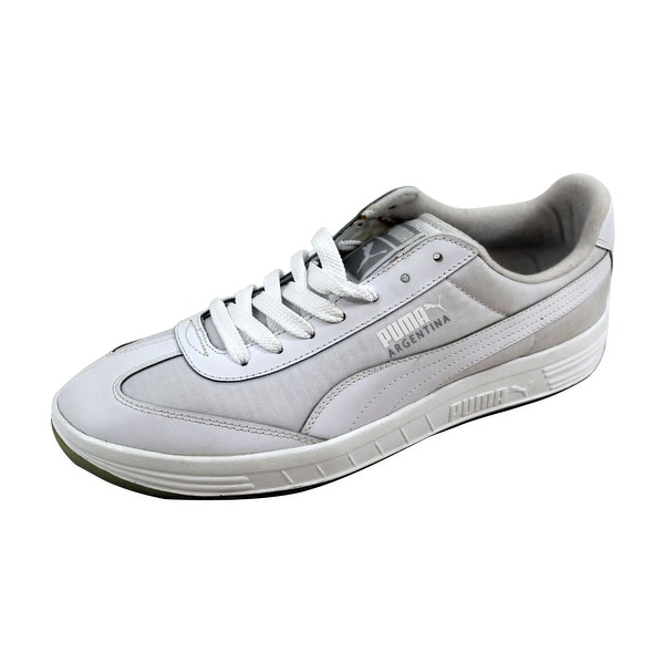 Puma Men's Argentina Iced White/Gray Violet 357454 01