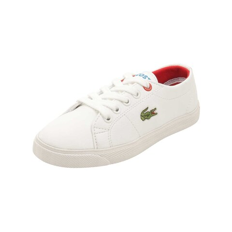 Lacoste Toddler Marcel ADV Sneakers in White
