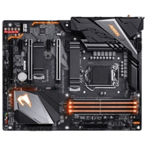 Gigabyte Motherboard Z390 AORUS PRO WIFI Intel 2X2 802 11ac WIFI and Bluebooth5.0 Retail