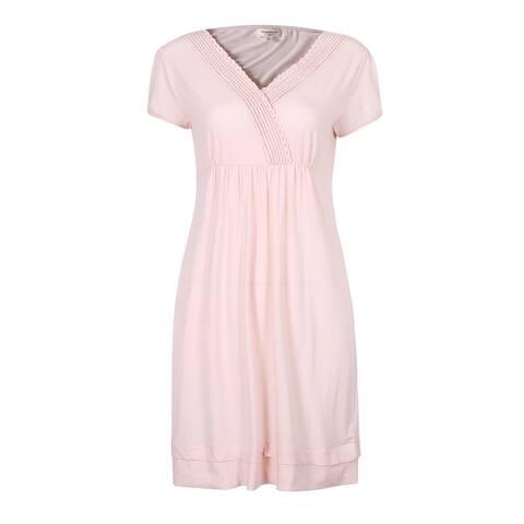 Richie House Women's Knit Dress Sleepwear Pajama
