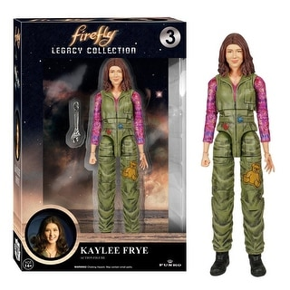 """Firefly Funko Legacy 6"""" Action Figure Kaylee Frye"""