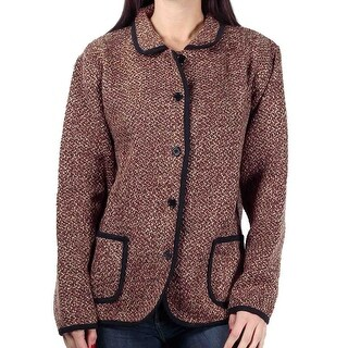 Euro Joy Ladies Wool-Blend Fashion Jacket (More options available)