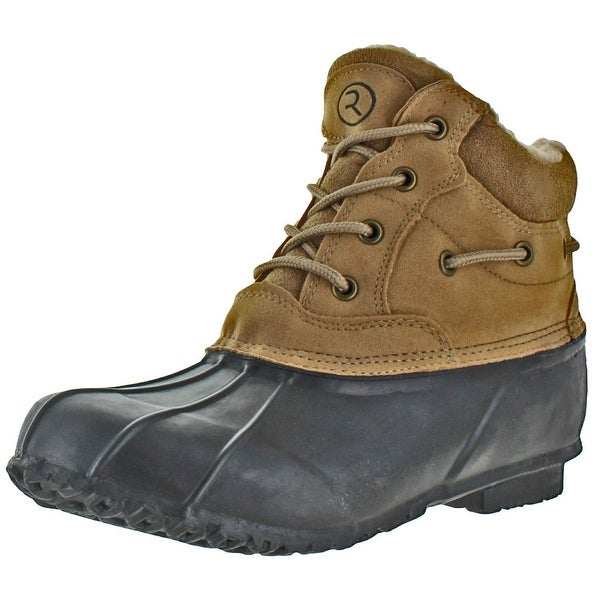 Moda Essentials Revenant-4 Men's Duck Toe Snow Boots