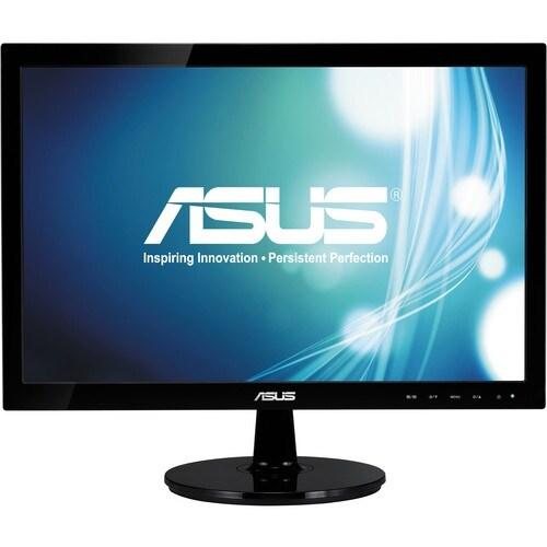 Asus VS197D-P Asus VS197D-P 18.5 LED LCD Monitor - 16:9 - 5 ms - Adjustable Dis