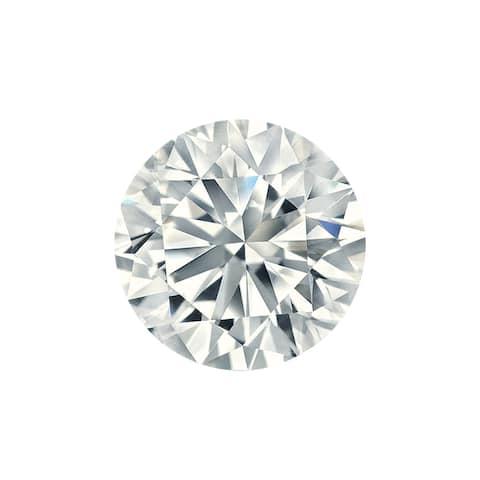 Auriya 3/4ct GIA Certified Round Diamond Loose Stone (K I1)