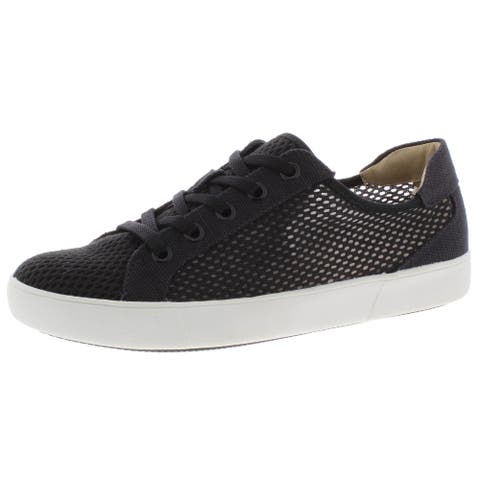 Naturalizer Womens Morrison 3 Sneakers Mesh Lace Up