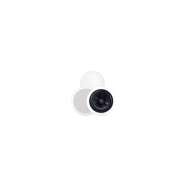BIC America Y67950w Bic America Msrpro6 6.5-Inch Weather-Resistant Muro Ceiling Speakers