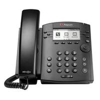 Polycom VVX 300 (2200-46135-025) 6-line Entry-Level Business Media Phone