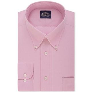 Van Heusen Mens Dress Shirt Slim Fit Non-Iron
