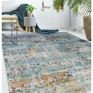 Link to Noori Rug Westfield High-low Delphine Rug Similar Items in Industrial Rugs