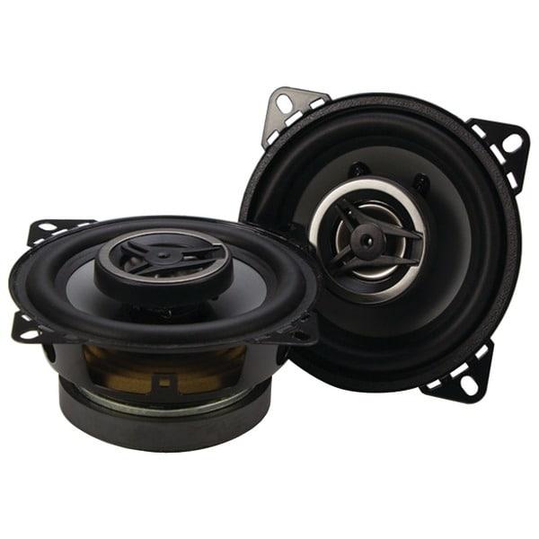 "Crunch Cs4Cx Cs Series Speakers (4"", Coaxial, 200 Watts Max)"