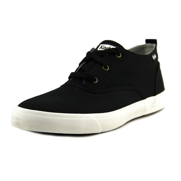 Keds Triumph Mid Women Black Sneakers Shoes