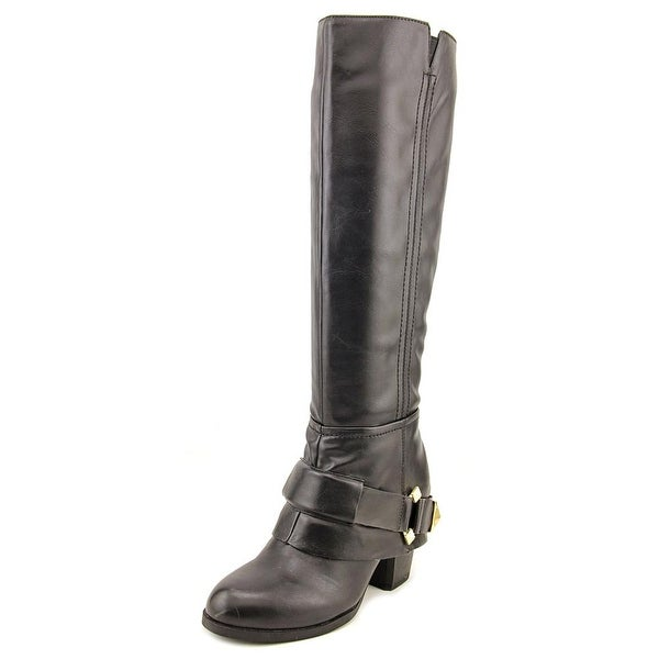 Fergalicious Theory Women Black Boots
