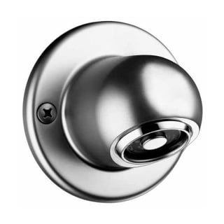 Sloan AC-450 Act-O-Matic, Chrome Plated, Self-Cleaning Shower Head Institutional Style Shower Head.