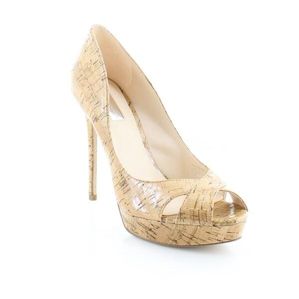 INC Vernaa Women's Heels Natural